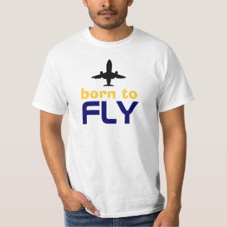 Camiseta Born to Fly - MaR Style 2010