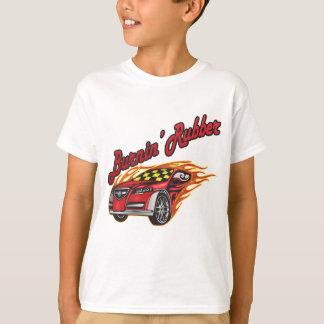 Camiseta Borracha ardente
