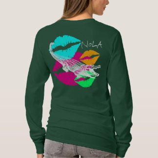 Camiseta Borracho de NOLA