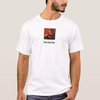 Camiseta Borracho do clube de leitura