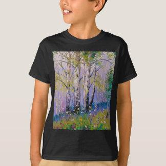Camiseta Bosque do vidoeiro