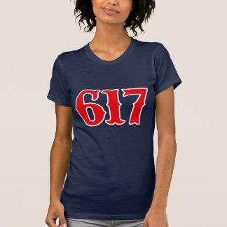Camiseta Boston 617 - Boston forte!