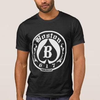 Camiseta Boston 617 fortes