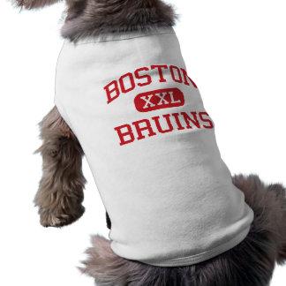 Camiseta Boston Bruins - escola secundária - La Porte India