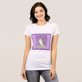 Camiseta Boston bull terrier