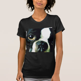Camiseta Boston grande moderna Terrier