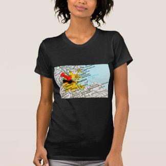 Camiseta Boston, Massachusetts