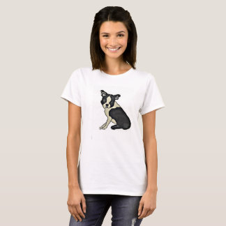 Camiseta Boston Terrier 01