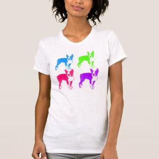 Camiseta Bostons brilhante 2x2