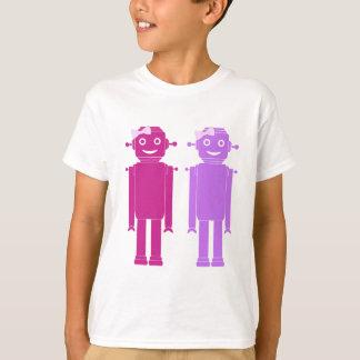 Camiseta Bot da menina