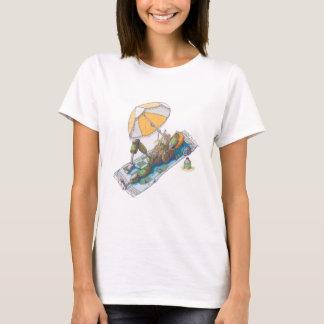Camiseta Bot da praia