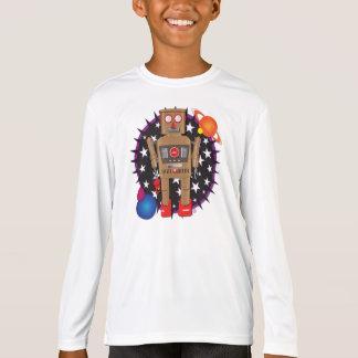 Camiseta Bot do relógio de noite