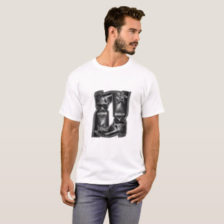 Camiseta Bota 69