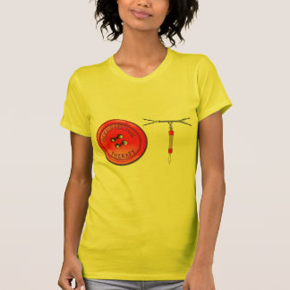 Camiseta Botão e Zipper de OT
