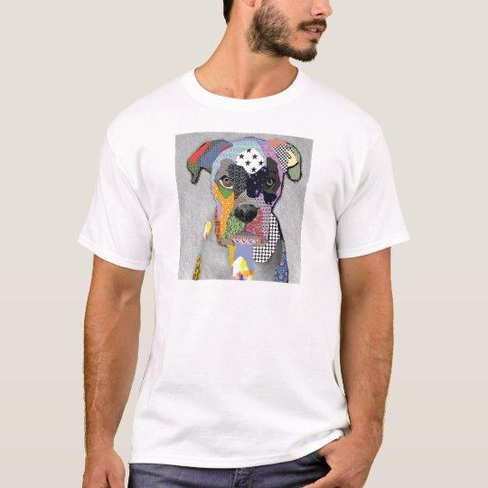 Camiseta Boxer Portrait