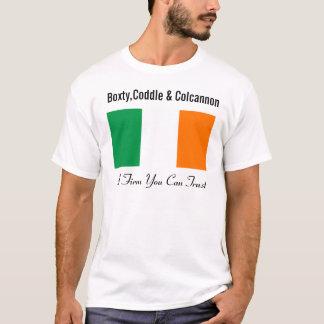 Camiseta Boxty, Coddle & Colcannon