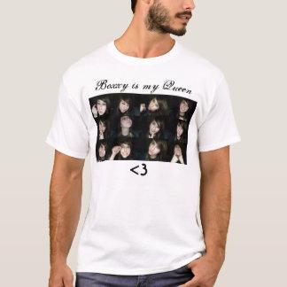 Camiseta Boxxy é minha rainha