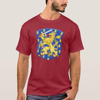 Camiseta Braços reais dos Países Baixos