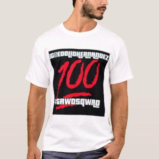 Camiseta branco 100
