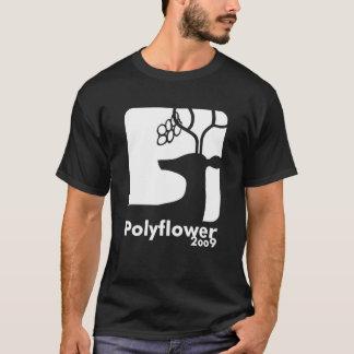 Camiseta Branco da cerveja dos cervos - Polyflower 2009