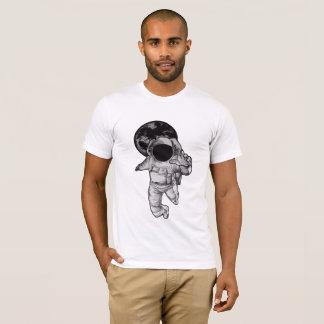 Camiseta Branco de Astro