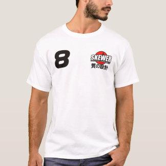 Camiseta Branco do Skewer JDM
