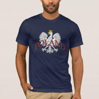 Camiseta Branco Eagle do Polônia