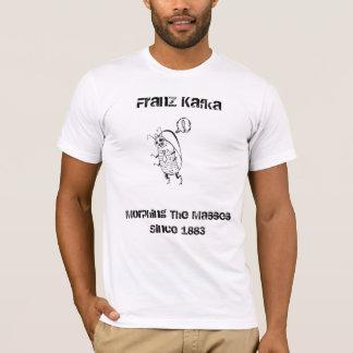 Camiseta Branco Kafkaesque