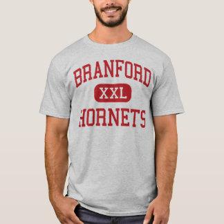 Camiseta Branford - zangões - alto - Branford Connecticut