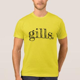 Camiseta Brânquias