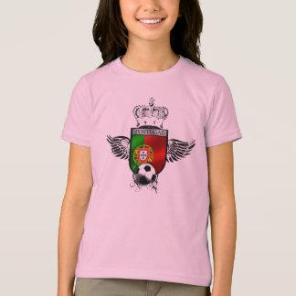 Camiseta Brasão a Dinamarca Bandeira Portuguesa - Estilo