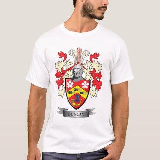 Camiseta Brasão da crista da família de Duncan