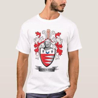 Camiseta Brasão da crista da família de Henderson