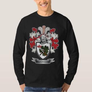 Camiseta Brasão da crista da família de MacGregor