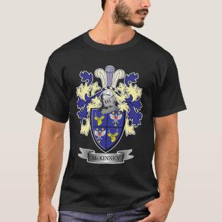 Camiseta Brasão da crista da família de McKinney