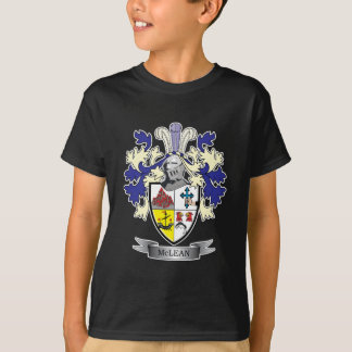 Camiseta Brasão da crista da família de McLean