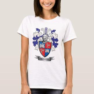 Camiseta Brasão da crista da família de McLeod