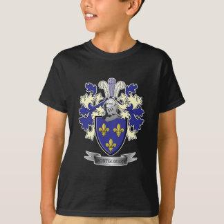 Camiseta Brasão da crista da família de Montgomery