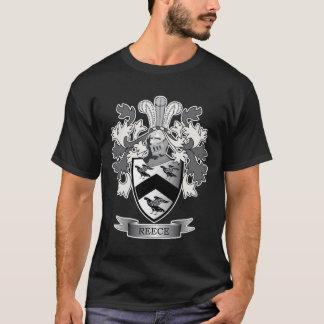 Camiseta Brasão da crista da família de Reece