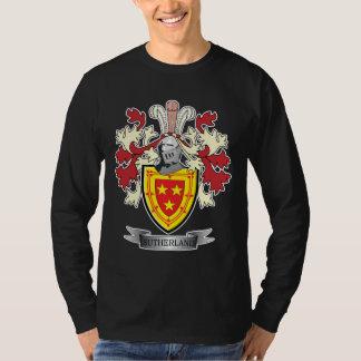 Camiseta Brasão da crista da família de Sutherland