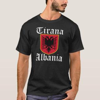 Camiseta Brasão de Albânia Tirana
