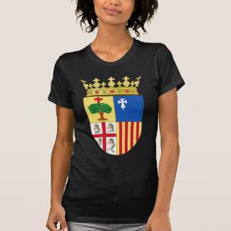 Camiseta Brasão de Aragon (espanha)