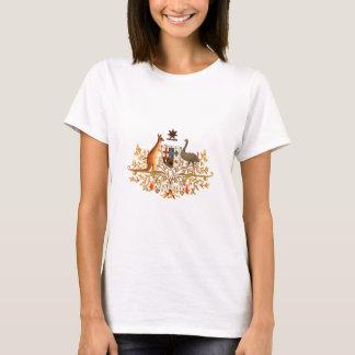 Camiseta brasão de Austrália