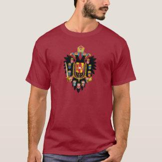 Camiseta Brasão de Áustria Hungria (1894-1915)
