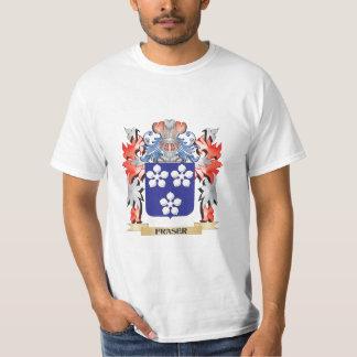 Camiseta Brasão de Fraser - crista da família