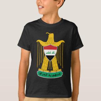 Camiseta Brasão de Iraque