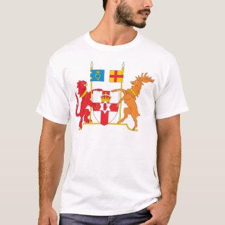 Camiseta Brasão de Irlanda do Norte