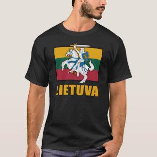 Camiseta Brasão de Lithuania