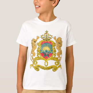 Camiseta Brasão de Marrocos