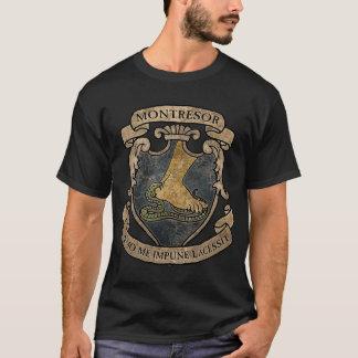 Camiseta Brasão de Montresor
